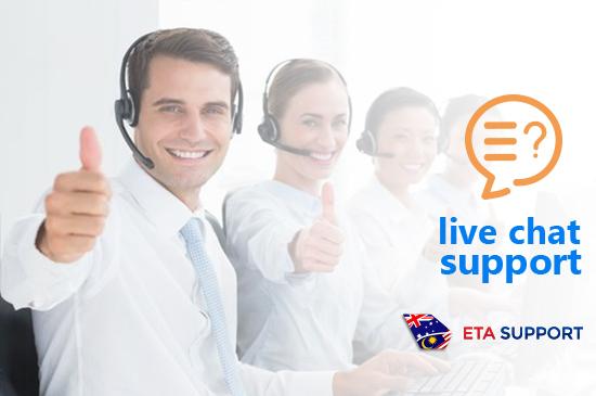 Australia ETA Visa Online, ETA Australia Tourist Online, Apply Australia Tourist visa Malaysia.